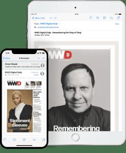 WWD Digital Daily