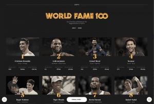 World Fame 100