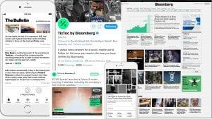 Bloomberg Media Product Team