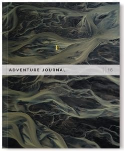 Adventure Journal Cover