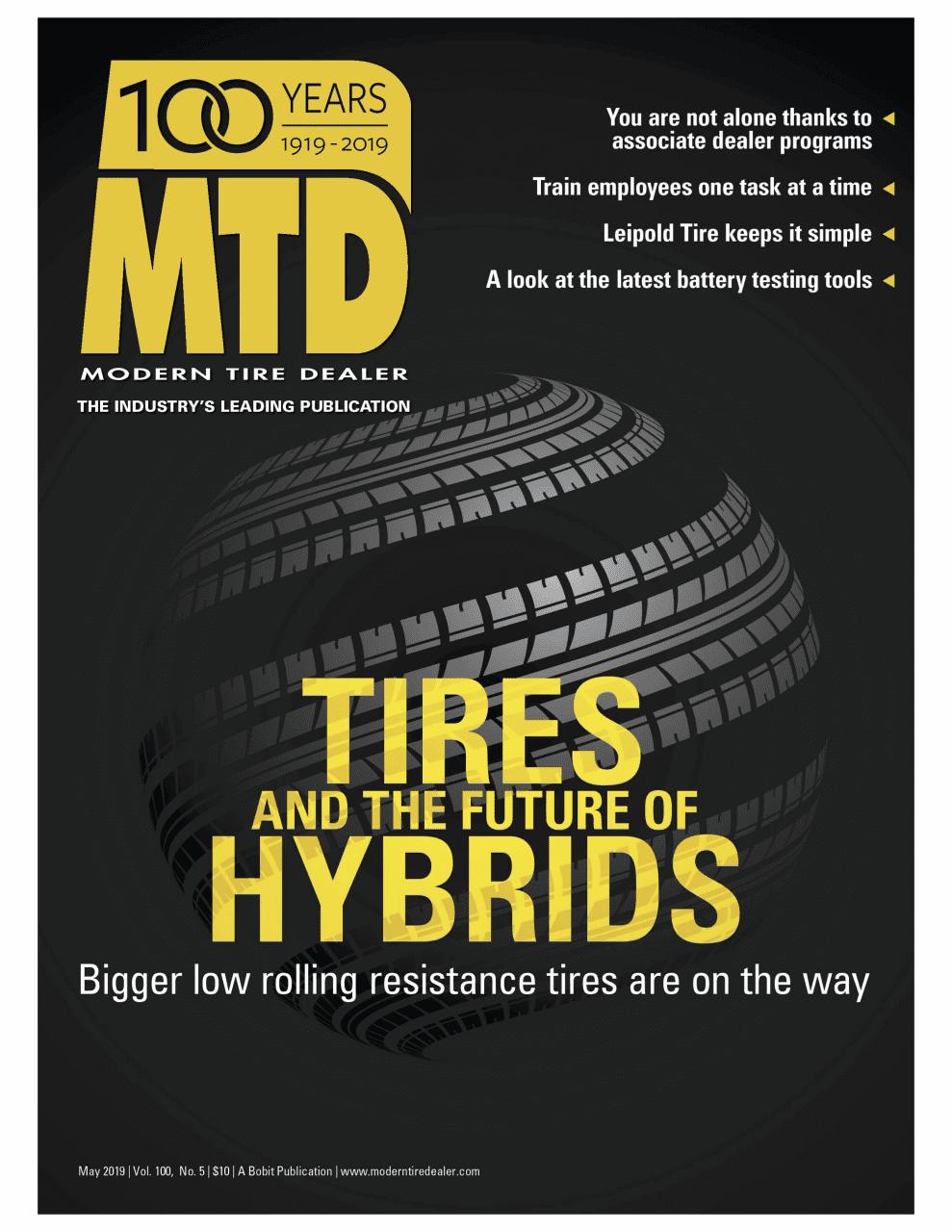 Modern Tire Dealer